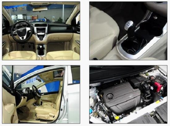 内饰设计的桶型仪表,银色装饰面板可以看出这是一款瞄准年轻客户群体的车型。相比之前曝光的高配版车型,低配版本除了采用手动变速箱外,方向盘上的音响控制按键已经取消。空调系统也从V型按键面板的自动恒温空调系统变为了三个旋钮式的手动空调。 详情可致电:0871-65012000垂询或抵店了解。 地址:白龙路508号【世博园 百安居旁】。   海马汽车昆明博尧冠军店   销售热线:0871-65012000   售后热线:0871-65012066   地址:昆明白龙路508号(世博园 百安居旁) 微博: