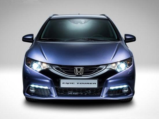 本田9月发布思域旅行量版车官图 明年上市