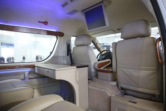 另据了解,福田商务汽车针对蒙派克s级产品将在今年启动蒙派高清图片