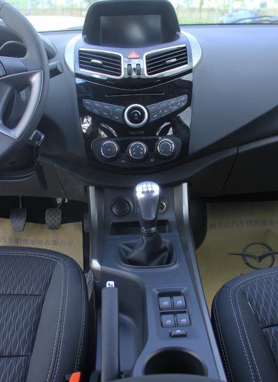 海马s5将车窗开关放到了档位后,不是通常较为习惯的